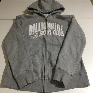 Billionaire Boys Club Mens Medium Grey Sweatshirt